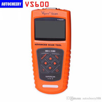 NOUVEAU VS600 VgateScan Advanced Scanner Automobile OBD II Diagnostiquer Lecteur de Code Scanner VS600