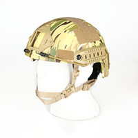 Wholesale Fast Sport Bikes - New Arrival Airsoft Tactical FAST HELMET For Sport   Rock Climbing  Bike In Hunting Free Shipping CL9-0044