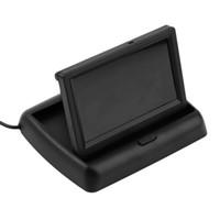 monitor reverso lcd venda por atacado-Monitor LCD do carro 4.3