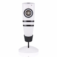 Großhandel- ANTCREST HD 720P Home Fisheye 180 Grad Panorama Wifi Sicherheit IP Kamera Wi-Fi IR Cut Video Intercom Nachtsichtüberwachung