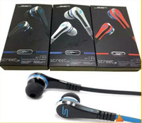 Wholesale Headphone Bluetooth Sms - wholesale brand earbuds mini 50 Cent Earphones SMS Audio Street by 50 Cent Headphone In-Ear bluetooth headset for Mp3 Mp4 Cell phone tablet