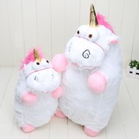 Grossiste-56cm 40cm Unicorn Toys Peluches Peluches Despicable Me Unicorn Juguetes Girls And Boys Brinquedos
