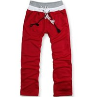 Wholesale Dance Cargo - Wholesale-New style 2016 fashion Casual mens pants Dance hip hop sports harem cargo pants sweat joggers,cotton trousers 50519003A