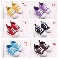 Wholesale China Kids Wear Wholesalers - BX147 baby sports shoes 11 colours Superior quality little canvas shoes baby shoes sz11-13 shoes sale kid shoes china shoes baby wear