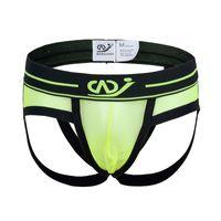 Wholesale Men S New Thong Underwear - WJ Thong 2016 New Low Waist Men Brief Underwear Gay Penis Pouch Ropa Interior Hombre Calzoncillos Marcas Men G String