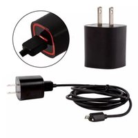 Cable Usb Led Luces Baratos-Verizon Rapid 2.1 Amp Inicio Travel Wall Charger Adaptador y cargador rápido con 6 pies. Cable micro USB tipo C de luz LED