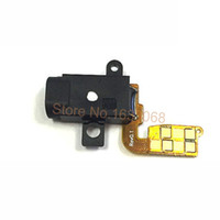 Для Samsung Galaxy S5 Mini Headphone Audio Jack Flex Cable Новый модуль для наушников Запасные части Отслеживание NO.