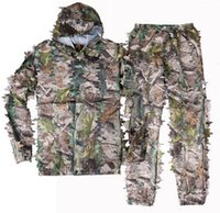 Camo Browning Ghillie Suits, 3D Realtree AP Camo Hunting Clothing, Leaf Camouflage Abbigliamento per CS, Paintball, Fotografare Bird-watching