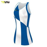 Wholesale Cheap Xxl Dresses - Wholesale- custom cheap netball dresses for sale