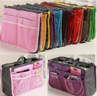 handtaschen telefonhalter großhandel-Schnelles Verschiffen Mehrfarbenfrauenhandtasche Damehandtasche für Reise- und Art und Weisebrieftaschengeldbeutel-Telefonhalter