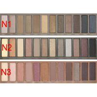 Wholesale Easy N - High Quality cosmetics wholesale Makeup glitter Smoky Eyeshadow 12 colors N eyeshadow palette N 1 2 3 5 Free DHL