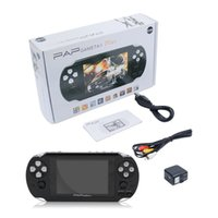 Wholesale handheld digital video camera for sale - PAP II plus quot Handheld Game Player Portable Multimedia Player Digital Video Camera PAP Gameta II Video Games gamepad with Camera Recorder