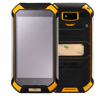 Wholesale Rugged Android - GuoPhone V19 4.5 inch Rugged Phone Quad Core 1GB 8GB MTK6580 Android 6.0 Unlocked 3G WCDMA Smartphone Dual SIM