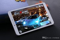 Wholesale Cheap 4g Chinese Tablet - Cheap 8 inch MTK6735 Android 5.1 phablets Quad Core 1GB RAM 16GB ROM 4G TEL 1280*800p Dual Camera GPS Buetooth IPS Tablets