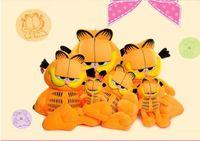 Wholesale Garfield Cat Stuffed Animals - Sweet Soft Stuffed Animal Plush Doll Toy Sweet Gift Cute Garfield Cat