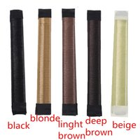 Wholesale bun ring styles for sale - Group buy Women s Hair Donut Styling Bun Maker French Twist Fold Wrap Magic Roll Ring