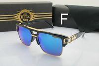 Wholesale Dita Glasses - 2016 NEW Dita 6161 Mach One Gradient Lens Sunglasses Men Women Brand Design Sun Glasses Vintage Retro Classic Oculos De Sol Gafas