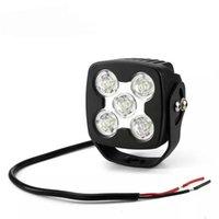 Wholesale Led Mining Lights - Hot sell 50W led work light Cree 12v 24v led driving light for marine mining truck 3900 Lumens 50W led spot light