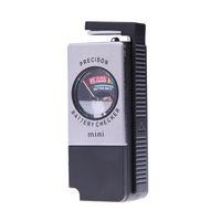 Wholesale 9v batteries free shipping for sale - Universal Analog Battery Volt Tester Checker AA AAA C D V PP3 Button probador de baterias batterij tester E5M1 order lt no tr