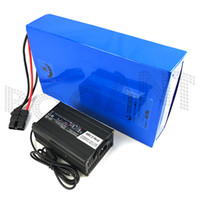 packs de lithium achat en gros de-Lithium Battery Pack 72V 40AH For 1000W-5000W Motor Power Used 30Q 18650 Cells E-Bike Battery 72V With 5A Charger 100A BMS