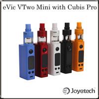 оставить комментарий оптовых-Joyetech эвик мини с Данные Кубис про комплект новой прошивки с 75Вт эвик данные мини Кубис Pro форсунка 100% оригинал
