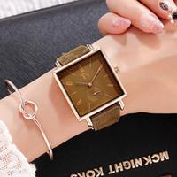 Wholesale Cheap Chronograph Watches Women - Brand Cheap Stainless Steel Watch Rose Gold Bracelet Watch Fashion Luxury Women Dress Watch Gift Quartz fashion