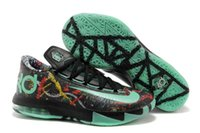 Wholesale Kevin Durant Basketball Shoes Kd Vi - KD VI 6 ALL STAR low mens basketball shoes Kevin Durant outdoor men sports sneaker
