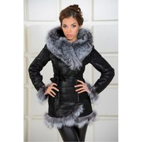 cashmere coat suppliers - Manufacturer Direct Supplier Winter Jacket Women New Women s Winter Coat Fashion Jacket Suede Natural Sheepskin Fur Coat