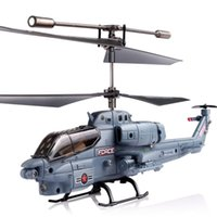 Wholesale New Rc Rtf Helicopters - New S108G Original 3 Channel RC Helicopter with Gyro Mini Drones Gyro RTF Metal RC Helicopter
