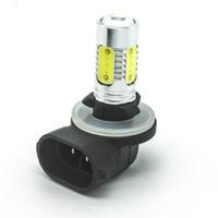 ingrosso luce 881-881 886 PGJ13 LED 12V 7.5W Nebbia Driving Daytime Running Light DRL Lampadina Luci bianche