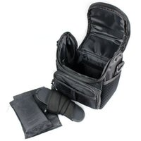 Wholesale New Canvas Dslr Camera - NEW SLR DSLR Camera Bag Photo Case for Sony DSLR a5000 a5100 A35 A37 A55 A57 A58 NEX-3N C3 NEX5T NEX-5N 5R HX400 HX300 HX200
