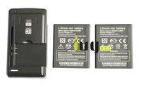 batterie pour thl achat en gros de-2 pcs 100% 1800mAh Lithium-ion Batterie + Chargeur Universel USB Pour THL W100 W100S