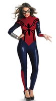 SEXY WOMANS SPIDER MAN RAGAZZA VENOM BODYCON DELUXE COSTUME DI HALLOWEEN 88920 taglia unica S-L