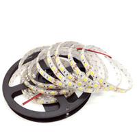 luces led azules para la venta al por mayor-50M Venta caliente LED tira 5050 12V luz flexible 60led / m, RGB, blanco, blanco cálido, blanco frío, azul, verde, rojo, amarillo, envío gratis