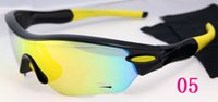 Wholesale Aluminum Alloy Bike Frames - Brand designer Shield sport women bike bycicle cycling eyewear polarized sunglass sunglasses goggles oculos glasses 009184 5 lenses