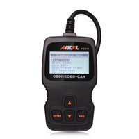 Atacado-Ancel AD310 CAN OBD2 OBDII EOBD Código do mecanismo do leitor OBD 2 Tester Scanner Auto Car Vehicle Diagnostic Scan Tool Hand-held