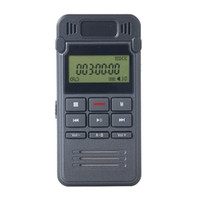 Wholesale Telephone Recording - 8GB Noise Reduction High-definition Digital Audio Voice Recorder Dictaphone Telephone Recording with LCD Display MP3 Player