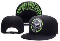 Wholesale Cool Caps For Women - Cool Metal Snapback Hat Thousands Snap Back Hat For Men Summer Baseball Cap, Cheap Hip Hop Hat Adjustable Women Baseball Cap