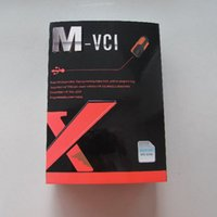 Wholesale Volvo Dice Free Shipping - Xhorse MVCI 3 IN 1 V10.00.028 Multi-language For Toyota TIS For Honda HDS For Volvo DICE Diagnostic Tool Free Shipping