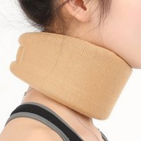 Wholesale Neck Collar Support - Unisex Memory Foam Soft Light Neck Support Brace Neck Pain Stiffness Relief Cervical Neck Support Car Collar Support Cushion