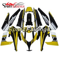 Barato Plástico Abs Para Motocicletas-Yellow White Black Injection Fairings Para Yamaha XP500 TMAX 500 T-Max 08 09 10 11 2008 - 2011 ABS Plastic Motorcycle Complete Body Kit