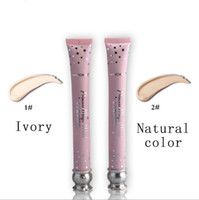 Wholesale Waterproof Bright White Pink BB Cream Princess Magic Wand Ivory or Natural Color Long Lasting Liquid Foundation