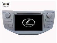Wholesale Car Dvd Player For Lexus - 4 UI intereface combined in ONE system CAR DVD PLAYER FOR lexus RX330 RX300 rx350,rx400 h BLUETOOTH GPS NAVI radio map +camera