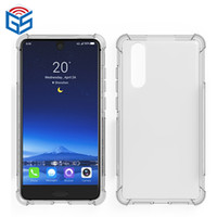 Wholesale S2 Case Transparent Back - Hot Selling 2017 New Wholesale Price Full Clear Transparent Soft Gel TPU Case For Sharp Aquos S2 FS8010 Back Cover