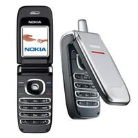 Wholesale Java Gsm - Original Nokia 6060 GSM Mobile Phones 1.8Inch Screen Support FM Java Mini Filp Feature Phone