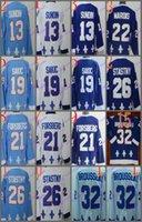 Wholesale Light Silks - Cord Quebec Nordiques #19 Joe Sakic 21 Forsberg 26 Stastny 13 Sundin 32 BROUSSEAU White Drak Light Blue Hockey Jersey Stitched Mix Order