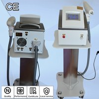 Wholesale Product Tattoo - Newst product laser machine q-switch tattoo removal nd yag laser machine ce 3 wavelength available free shipment