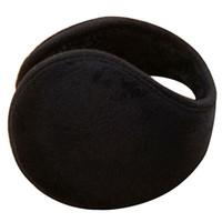 Wholesale Warmest Ear Muffs - Wholesale-Hot Sale Fashion Style Unisex Black Earmuff Winter Ear Muff Wrap Band Warmer Grip Earlap Gift 7GIJ