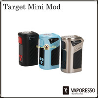 Wholesale Vaporesso TARGET Mini TC Mod with mAh Capacity Target Mini w Mod Easy to Carry Mod Original