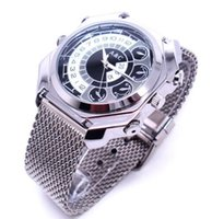 Wholesale Spy Watch Voice Control - 1920*1080 32GB FS10 Spy Hidden Camcorder Voice Control Full HD1080P Infrared Night Vision Waterproof Watch Camera